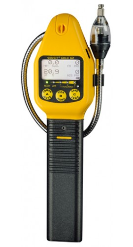 SENSIT Gold G2 Series Combustible Gas Leak Detectors-